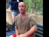 Chris Meloni The ALS Ice Bucket Challenge