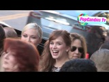 Georgina Haig & Elizabeth Lail arrive at Once Upon A Time Season 4 Premiere in Hollywood