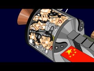 Китайцы в космосе ;D (KuTstupid)