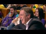 КВН Медведев и сборная России по футболу