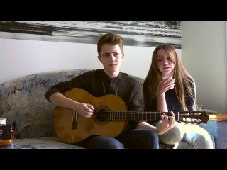 классно поет,красивый голос,круто поет,шикарный голос,талант,девушка спела песню - Бумбокс - Вахтерам (cover)