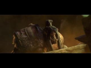 World of War Craft 6 - Warlords of Draenor (Трейлер)