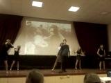 2 отряд танец про вдову.