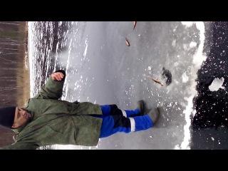 первый лед 2014 г ноябрь