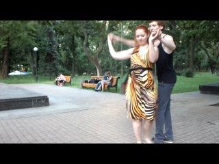 Хастл опен эейр Киев Марьинский парк 13.07.2014