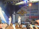 День ВМФ - 27.07.2014 - Дуэт - Баян МИКС - 1