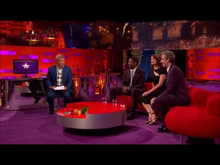 The Graham Norton Show S16E01: Denzel Washington, Gemma Arterton, Peter Capaldi, George Ezra
