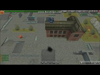 Паркур в танках онлайн №1