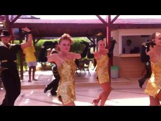 L'Oceanica Beach Resort Hotel, Танец на пляже