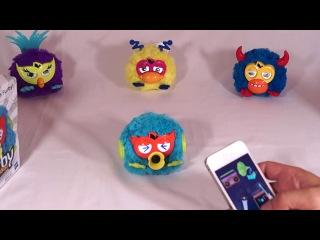 Видео обзор: Друзья Ферби Король Вечеринок - Furby Party Rockers.