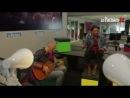 Ben l'Oncle Soul chante «A coup de rêves» en live au Parisien