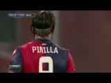 Чемпионат Италии 2014-15 / 1-й тур / Дженоа - Наполи / 1 тайм [720p,HD]