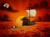 Бешеный Джек Пират Эпизод 5:День рожденья&;Кораблекрушение