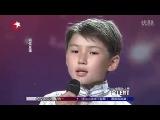 Мальчик монгол сирота заставил плакать китай.Педагог по вокалу усыновила его.