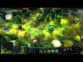 6.82 Changes Dota 2 - Treant Protector Aghanim's Scepter - Eyes in the Forest
