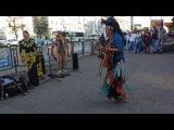 Индейцы в Уфе 13 и 15 августа 2014 округ Галле (14)