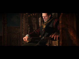 The Witcher 3 - Wild Hunt (E3 2014 The Sword Of Destiny Gameplay Trailer) rus