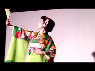 Выставочный проект «Самураи. 47 ронинов» - танец гейши