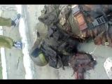 Российский военный Дмитрий Грицюк снял видео убитых украинских солдат