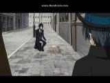 няшный момент 1 (из аниме Темный Дворецкий)