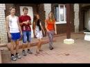 Мы из лагеря Дубки!!!))))) Солнечный танец счастья))))