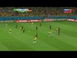 Чемпионат мира 2014. Полуфинал. Бразилия – Германия 1:7
