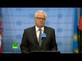 Виталий Чуркин Заседание Совбеза ООН по Украине было похоже на «королевство кривых зеркал» (Low).flv
