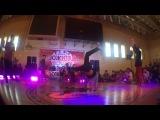 ЗОЖигай 2014 Breaking battle/ Final/ Nekit vs Agon vs Dabro