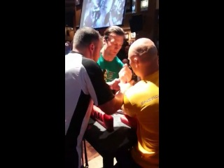 Devon Larratt vs. Normunds Tomsons, Left Hand, WAL Chicago (23.08.2014)