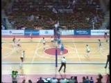 Волейбол ЧР  Женщины  сезон 2005 - 2006  финал  Жвк Динамо Москва vs   Жвк Заречье Одинцово  финал