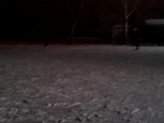 мой первый выход на лед в 2014 году
