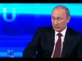 Путин рассказал о своих планах на счет Донбасса. 08.07.14