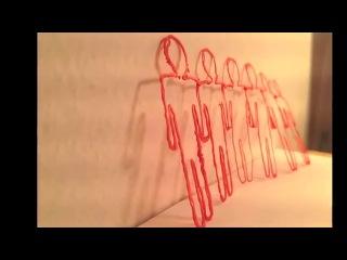 3Doodler - Ручка 3D- дудлер_рисуем в пространстве