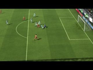 Реал Бетис 0-4 Барселона
