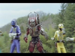 Engine Sentai Go-Onger: Complete Promos (3 of 12)