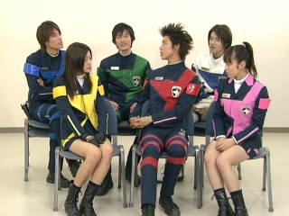 Tokusō Sentai Dekaranger: Deka Talk (Part 11 of 12)