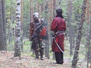Дипломатический Каток Харадрим и Орк