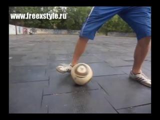Приколиний финт в футболе