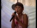 Красивый голос девочки. Ижевск. 2010. Лагерь Березовая роща