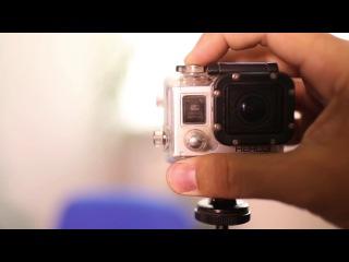 GoPro Фишки №4 (Как перевернуть видео на 180)
