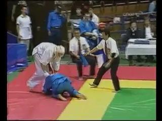Чемпионат Мира по КУДО 2009 г. ЛУЧШЕЕ! World championship in KUDO. The BEST!