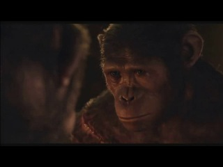 Планета обезьян 2: Революция (2014) Dawn of the Planet of the Apes смотреть фильм в HD 720..