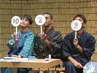 Gaki no Tsukai - Cocorico Presents: Chilly-Chilly Lameness Contest (ENG Subbed)