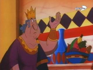 Геркулес ( мультсериал ) 1998 - 1 сезон 31 серия  - Геркулес и горы злата