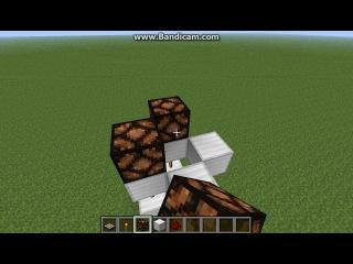 Minecraft 1 6 2 Механизмы ловушки и баги Часть 16 Уличный фонарь
