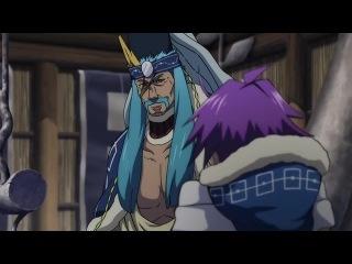 Маги Приключения Синдбада  Маги ОВА 3 серия  Magi OVA  Magi Sinbad no Bouken Русская озвучка Mensh