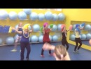 Фитнес клуб VEGAS НГ 2014 15 Танец PERERE