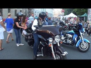 Фестиваль Harley-Davidson  2014 Петербург