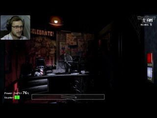 Kuplinov – Five Nights at Freddy's # 4 – Они всё сломали!