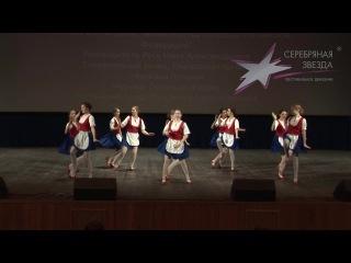 «Финская полька» Ансамбль эстрадного танца Московский кадетский корпус